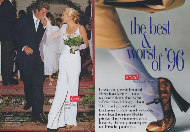 The Best & Worst of '96