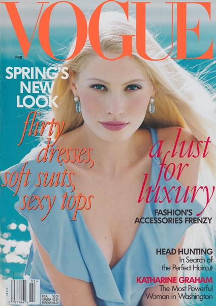 Issue: - February 1997 | Vogue