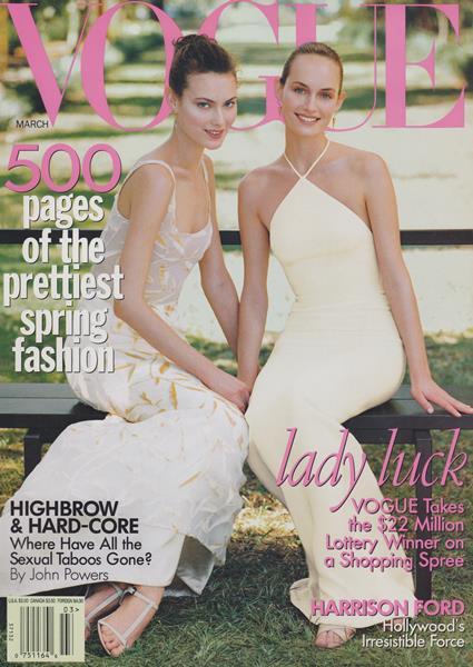 Issue: - March 1997 | Vogue