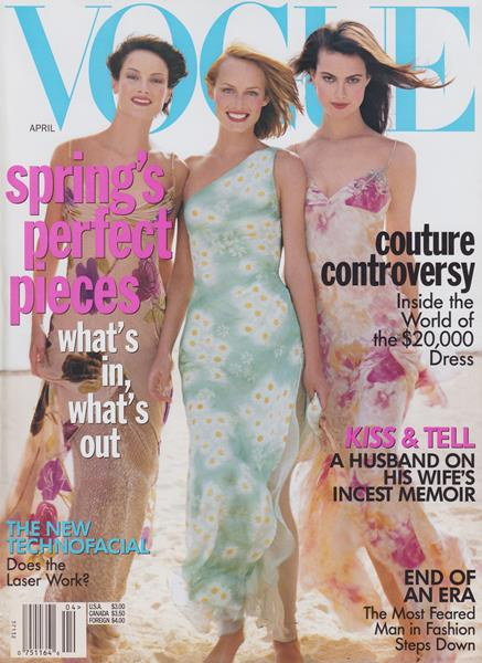 Issue: - April 1997 | Vogue