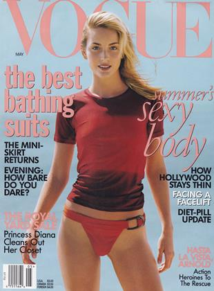 Cover for the May 1997 issue