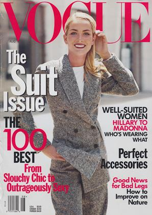 Cover for the August 1997 issue