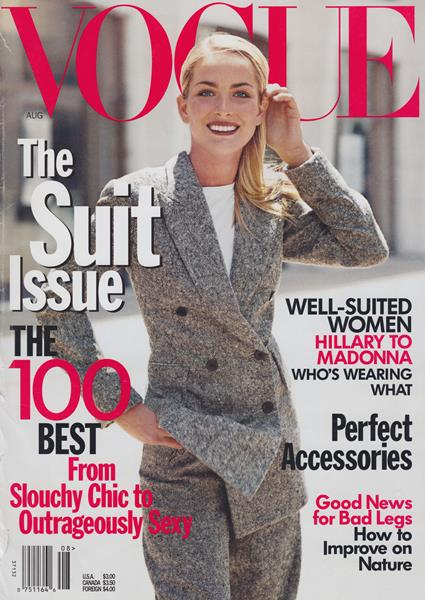 Issue: - August 1997 | Vogue