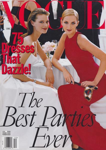 Issue: - December 1997   Vogue