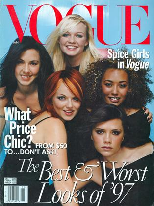 Cover for the January 1998 issue