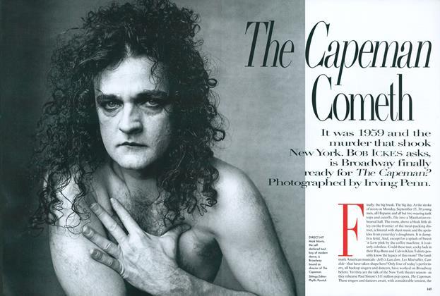 The Capeman Cometh