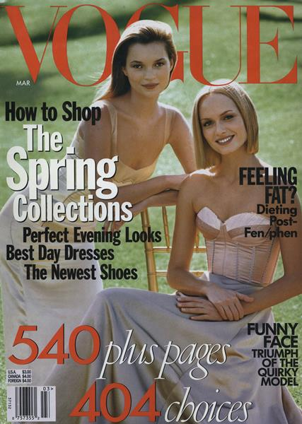 Issue: - March 1998 | Vogue