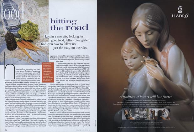 Article Preview: Hitting the Road, March 1998 | Vogue