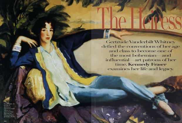 Article Preview: The Heiress, March 1998 | Vogue