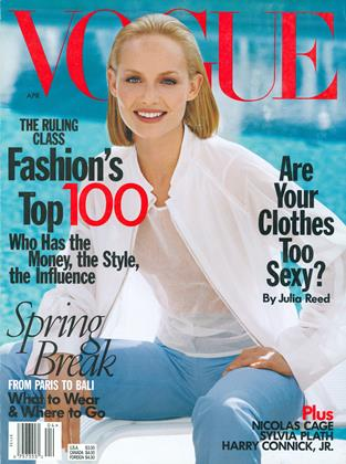 Cover for the April 1998 issue