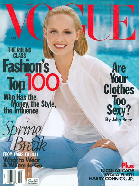 Issue: - April 1998 | Vogue