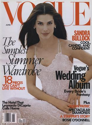 Cover for the June 1998 issue