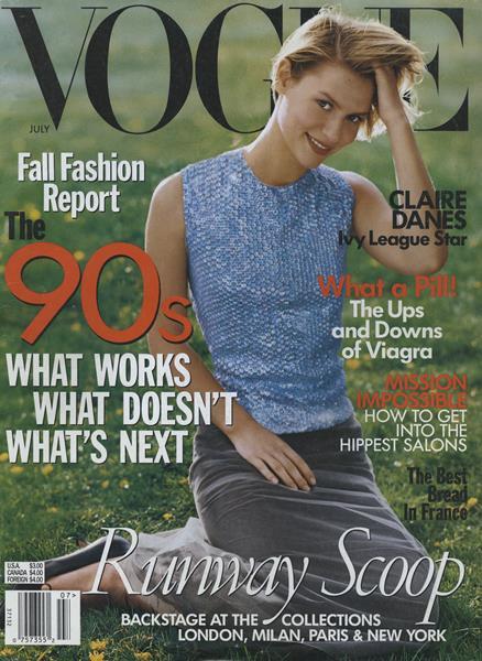 Issue: - July 1998 | Vogue