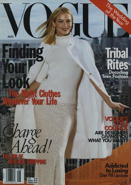 Issue: - August 1998 | Vogue