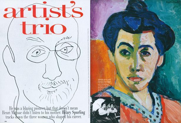 Artist's Trio
