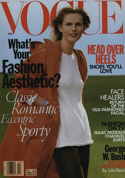 Issue: - February 1999 | Vogue