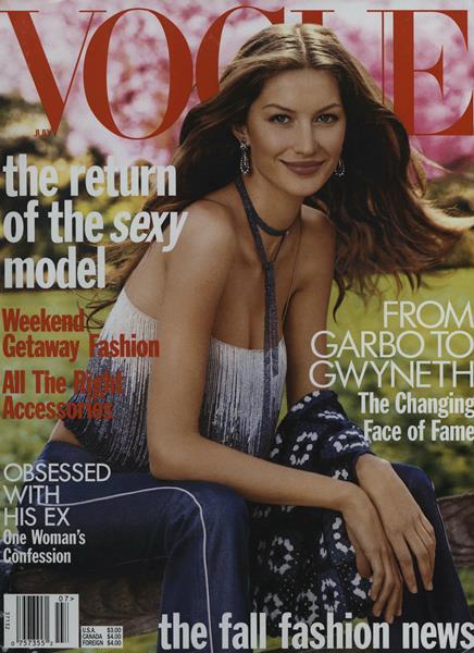 Issue: - July 1999   Vogue