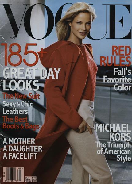 Issue: - August 1999 | Vogue