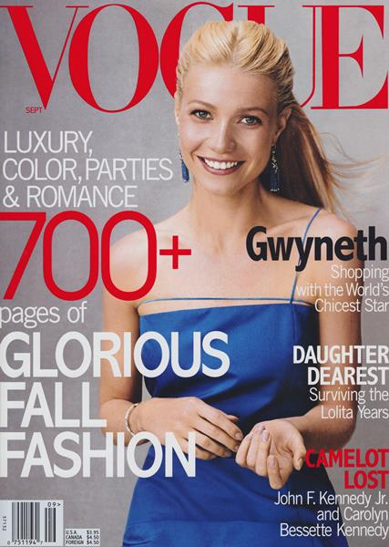 Issue: - September 1999 | Vogue