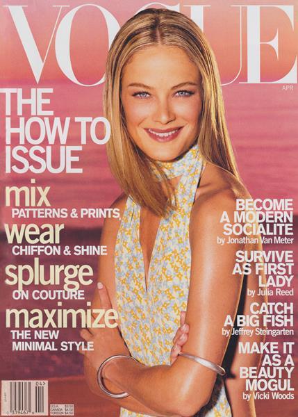 Issue: - April 2000   Vogue