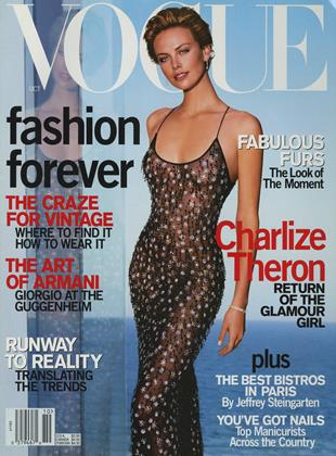 Cover for the October 2000 issue