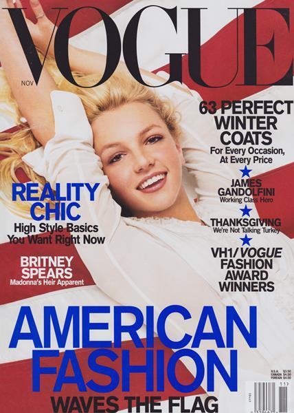 Issue: - November 2001 | Vogue