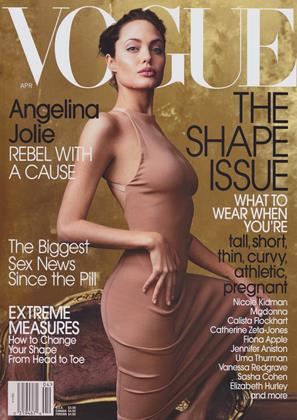 Cover for the April 2002 issue