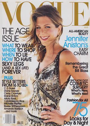 AUGUST 2002 | Vogue