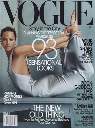 Cover for the October 2002 issue