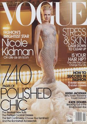Cover for the September 2003 issue