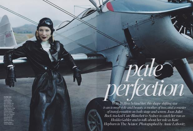 Article Preview: Pale Perfection, December 2004 | Vogue