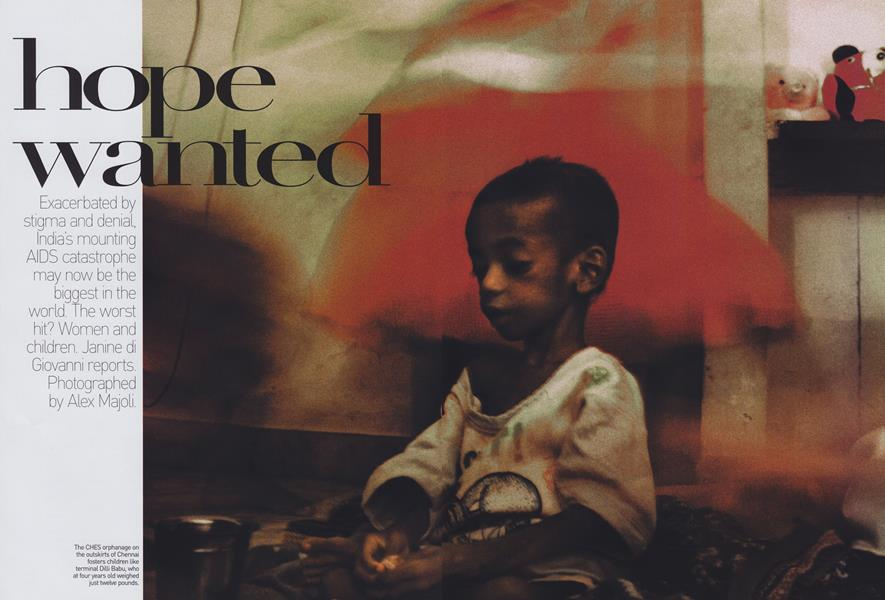 Hope Wanted