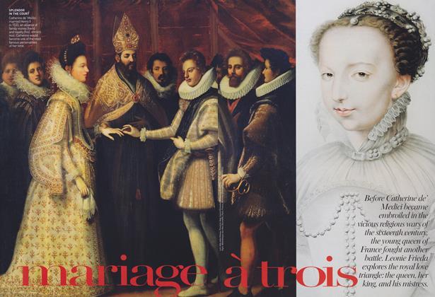 Mariage à Trois
