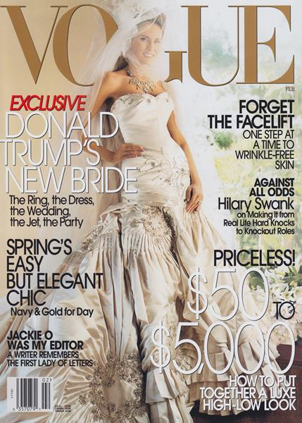 Issue: - February 2005 | Vogue