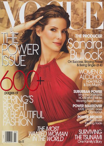 Issue: - March 2005 | Vogue
