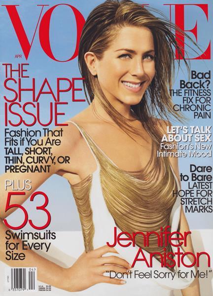 Issue: - April 2006 | Vogue