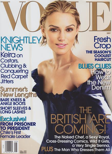 Issue: - May 2006 | Vogue