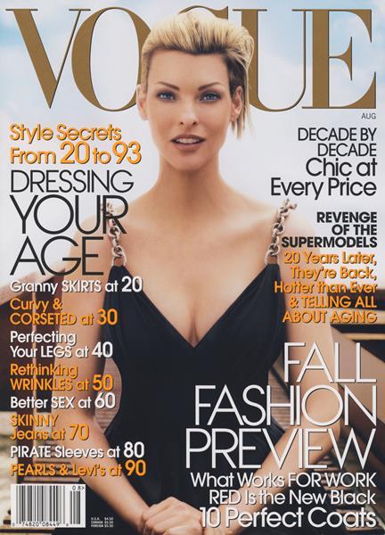 Issue: - August 2006 | Vogue
