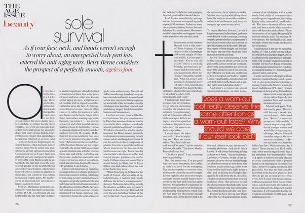 Beauty: Sole Survival