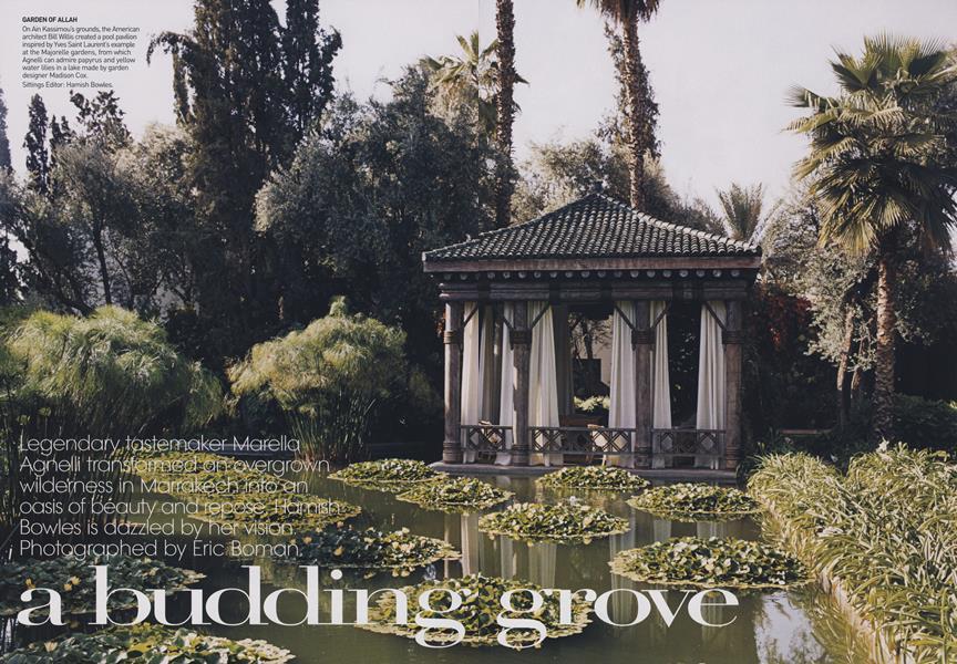 A Budding Grove