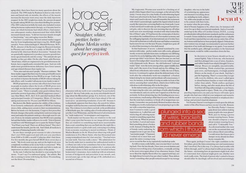 Beauty: Brace Yourself