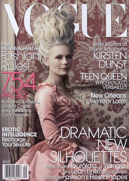 Issue: - September 2006 | Vogue