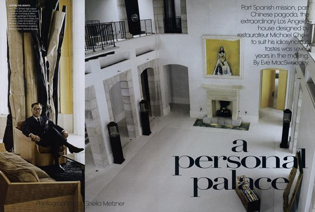 A Personal Palace