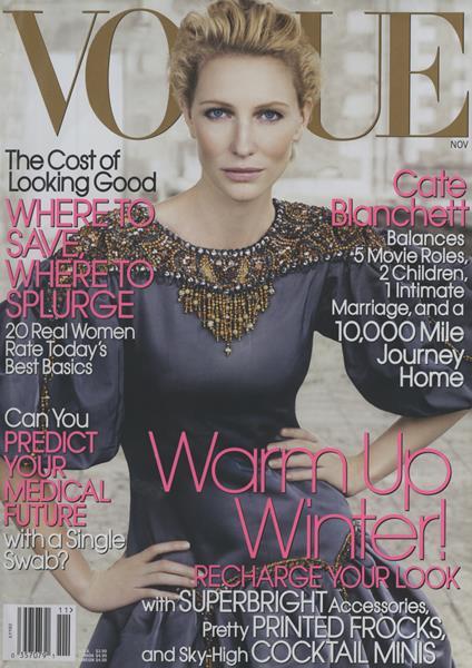 Issue: - November 2006 | Vogue