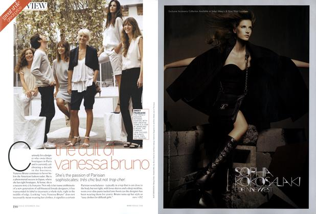 Great Style, Great Price: Made in Paris—The Cult of Vanessa Bruno