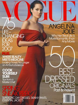 JANUARY 2007 | Vogue