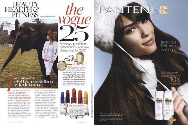 The Vogue 25