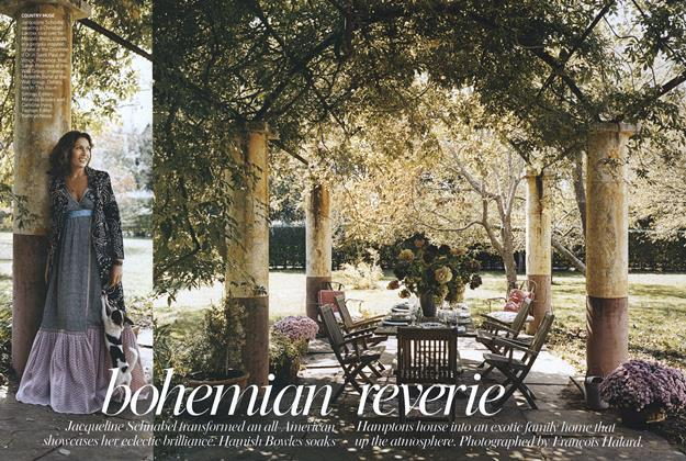 Article Preview: Bohemian Reverie, January 2007 | Vogue