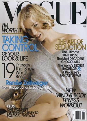 Cover for the February 2007 issue