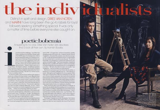 The Individualists: Poetic Bohemia